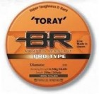 Fir Toray BR Pro Type - Dark Green 0.25 mm